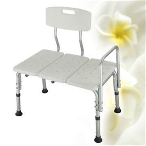 sliding shower bench carejoy sliding shower bath transfer bench shower chair