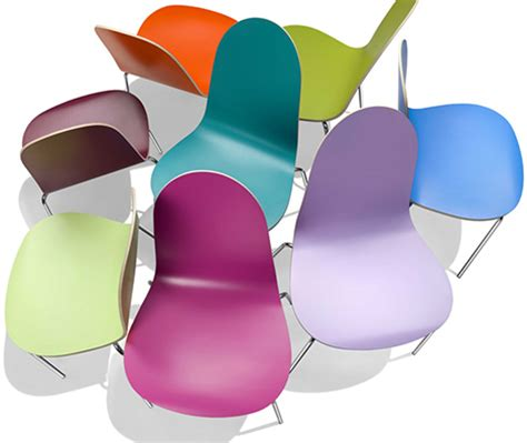 Colored Chairs by Bright Colored Chairs By Parri Design Captivatist