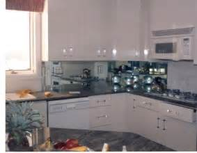 mirror kitchen backsplash mirrored backsplash in kitchen kitchens mirror tiles