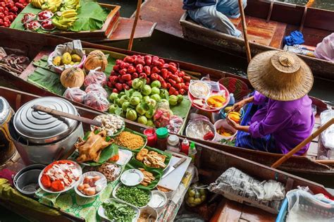 buy a boat thailand 5 best floating markets to visit in bangkok travelvui