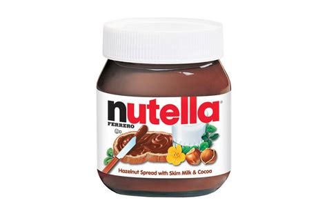 youve  pronouncing nutella wrong   life