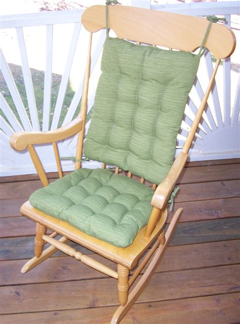 indoor rocking chair pads rocking chair cushion sets and more clearance
