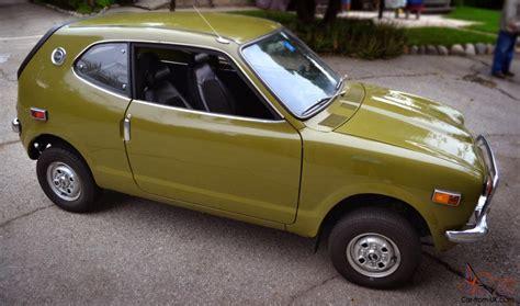 1971 72 honda az600 coupe