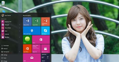 kpop theme win 7 korean girls theme for windows 7 8 8 1 and 10 save themes