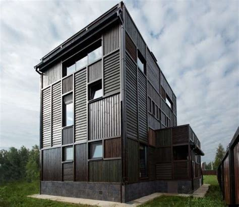 modern warehouse design modern warehouse architecture the volga house by peter