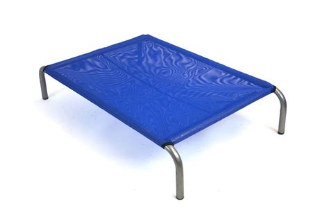 extra large bed extra large hik9 raised pet bed with mesh cover