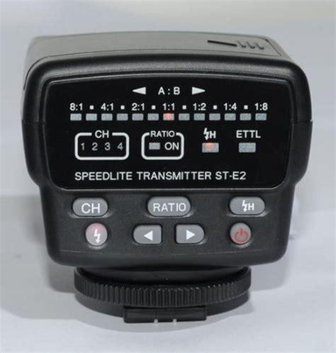 Yongnuo St E2 st e2 transmitter yongnuo wth cheesycam