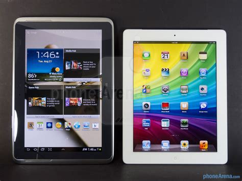 Samsung Tab 3 Note samsung galaxy note 10 1 vs apple 3 01