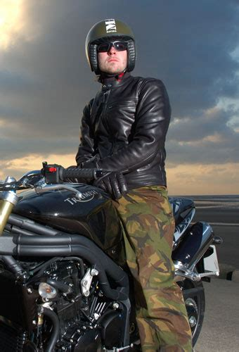 Motorradhelm Occasion by Davida Jet Classic Attitude Made In