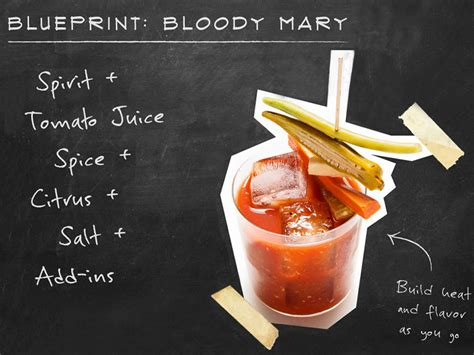 how to make a bloody mary cocktail with 5 variations