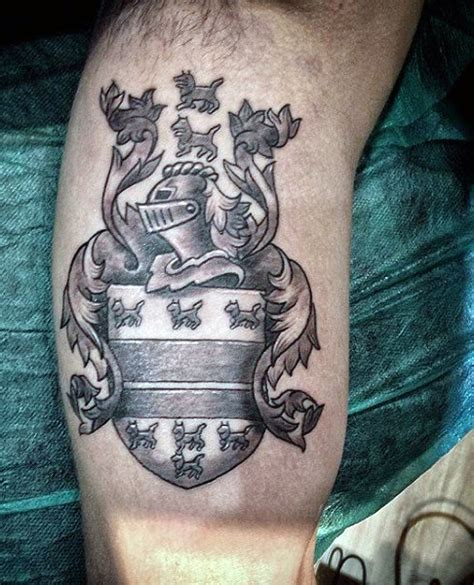 english family crest tattoos www pixshark com images