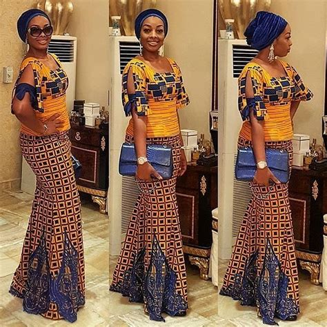 styles for nigeria long wevon style ankara skirt and blouse styles in nigeria fashion qe