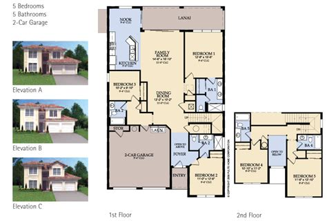 2 floor villa plan design floor plans windsor hills property for sale