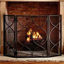 10 best fireplace screens for winter 2017 decorative