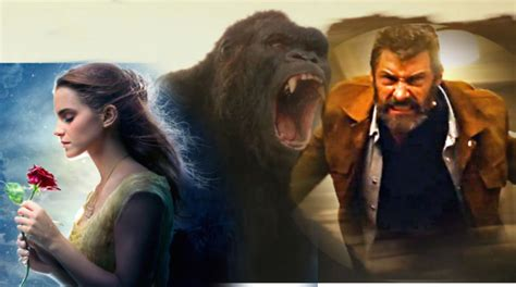 film box office 2017 full movie beauty and the beast holds off kong and logan at box