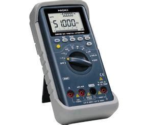 Mm 2 Digital Multimeter With True Rms hioki 3802 50 digital multimeter with true rms up to cat iv 600v 51 000 count display