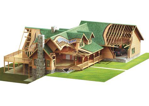log homes plans and designs log cabin home designs and floor plans image of log cabin