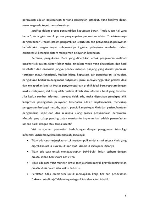 Cp Care Pendek chapter 12 buku the health care quality book