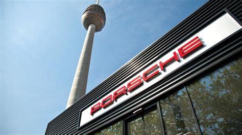 Porsche Autohaus N Rnberg by Neuer Porsche Service In N 252 Rnberg Autohaus De