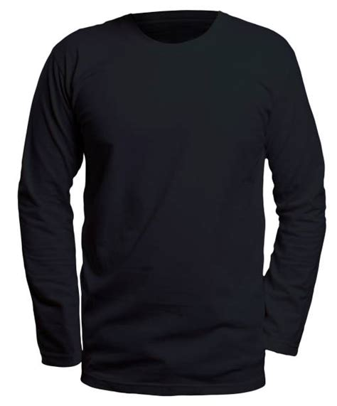 Black Sleeve Shirt Template Royalty Free Long Sleeve Shirt Template Pictures Images And Stock Photos Istock