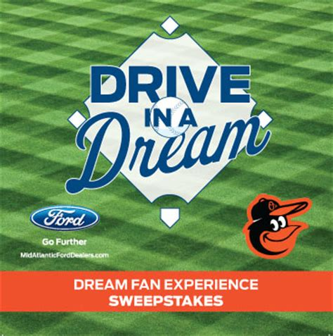Sweepstakes Ending Tonight - the dream fan experience sweepstakes at camden yards ends tonight american sweepstakes