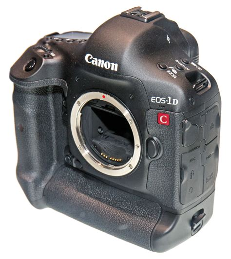 Canon Eos C complement c3d