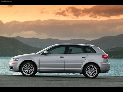 Audi A3 2.0T (2006) picture #05, 1024x768