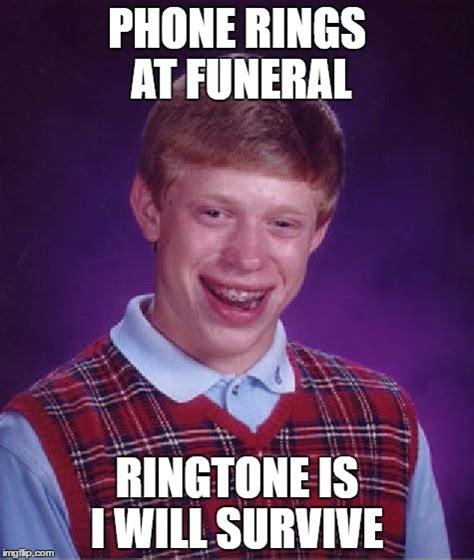 Meme Ringtones - bad luck brian meme imgflip