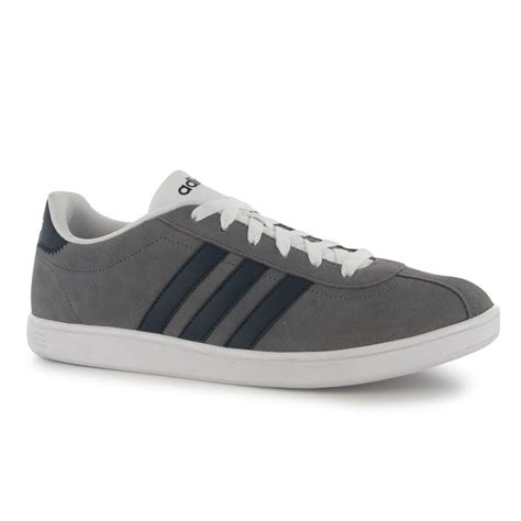 Adidas Neo Advantex Navy Suede adidas vl neo court suede trainers mens grey navy white