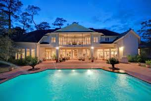 luxury homes piney point luxury home walking distance from