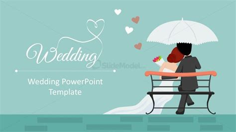 wedding powerpoint templates slidemodel