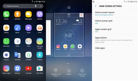 samsung home launcher apk official samsung galaxy s8 launcher from play store for all samsung galaxy devices apk