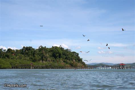 Webe Besar pulau singa besar island islands around langkawi