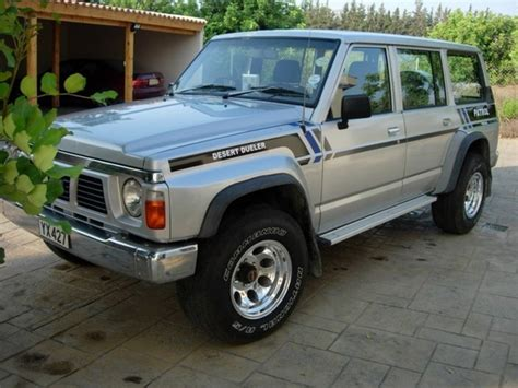 nissan patrol 1989 sapsap 1989 nissan patrol specs photos modification info
