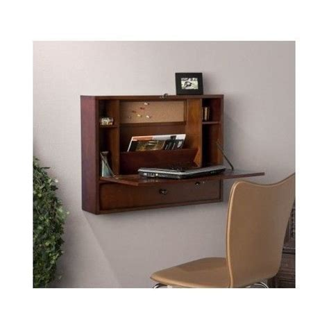 wall mount computer desk floating home office table