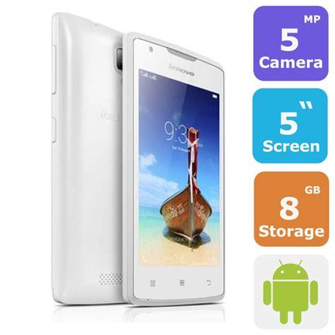Lenovo A1000 Smartphone White 8gb lenovo a1000 dual sim smartphone android os 4 inch 8gb