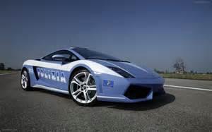 Cop Lamborghini Lamborghini Gallardo Lp 560 4 Car Widescreen