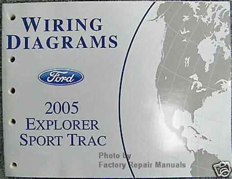best auto repair manual 2005 ford explorer sport trac spare parts catalogs 2005 ford explorer sport trac electrical wiring diagrams manual factory repair manuals