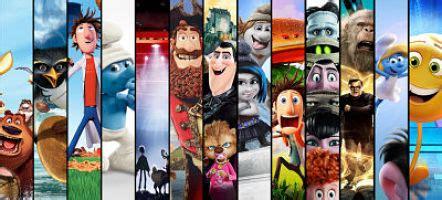 ranking the sony animation movies lights camera jackson