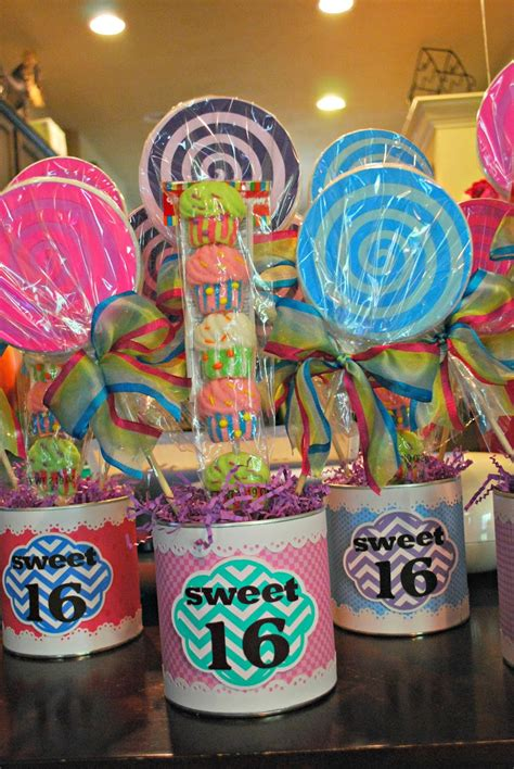 centerpiece for sweet sixteen 25 sweet sixteen ideas for page 3 of 3