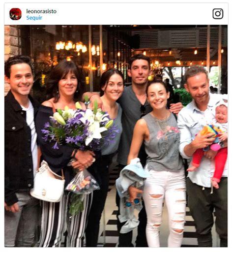 imagenes de la familia de zuria vega l 250 a hija de zuria vega se va de fiesta en familia foto 2
