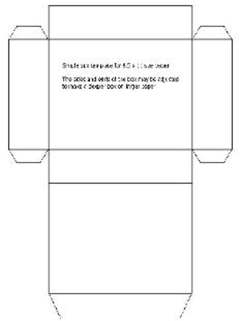 templates for gift boxes free to download printable gift box templates free to download print and make