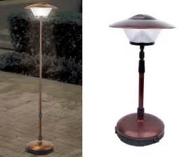 Patio Table Lighting Cordless Telescoping Patio L The Green