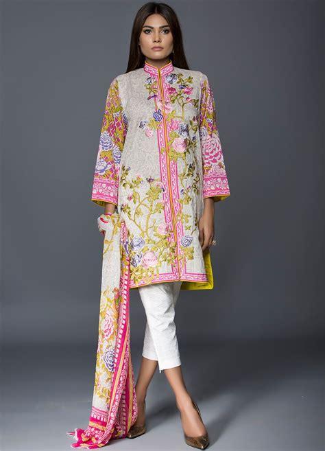 design dress maker exclusive pakistani dresses by the best designer sana