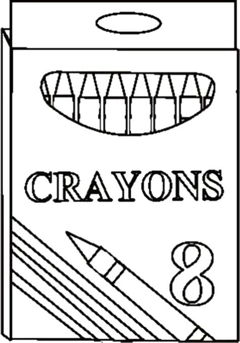 crayon coloring pages crayon coloring pages to print some collections