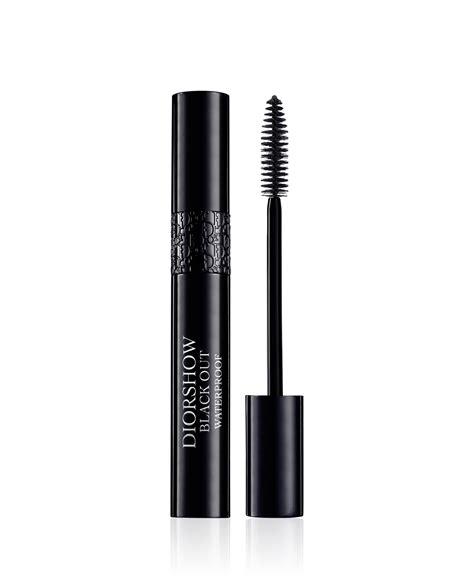Diorshow Waterproof Backstage Mascara Expert Review by Diorshow Black Out Waterproof Spectacular Volume