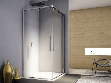 duschabtrennung ebenerdig duschkabine eckeinstieg 80x80 schiebet 252 r ebenerdig