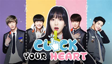 watch love city korean show 2017 episode 1 eng sub click your heart 클릭유어하트 watch full episodes free on