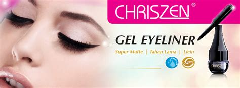 Eyeliner Murah rizqist collections chriszen gel eyeliner murah