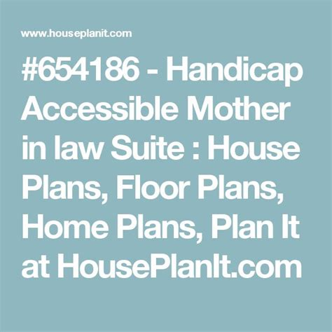 654186 handicap accessible mother in law suite house 1000 ideas about handicap accessible home on pinterest